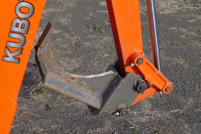 Bro-tek ripper tooth with trencher attachment